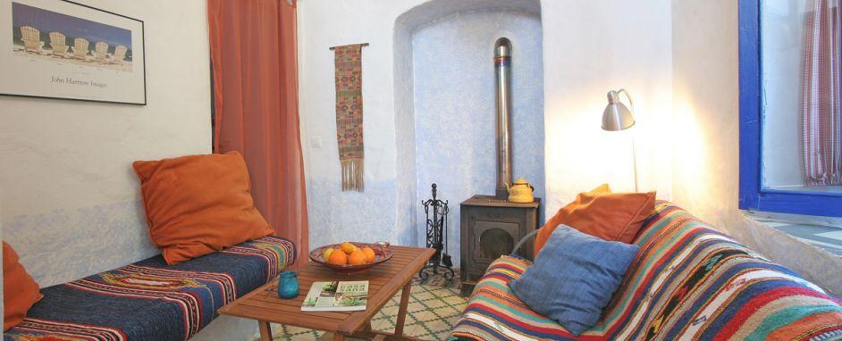 Sitting Room Studio Apartment