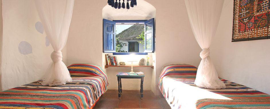 Bedroom Casa del Monte