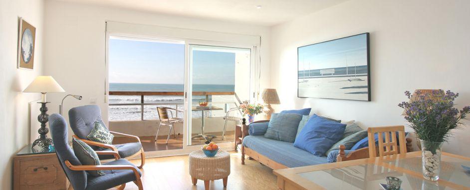 Sitting Room Beach Apartment