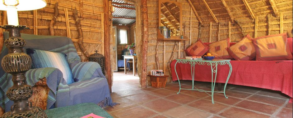 Sitting Room & Bedroom