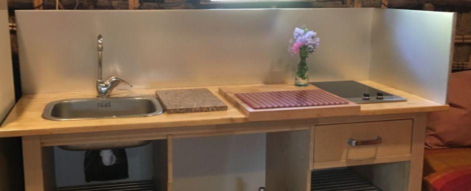 Nueva Cocina - New Kitchen