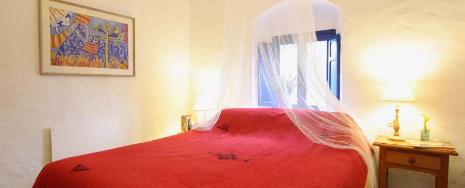 Dormitorio - Bedroom Casita del Medio