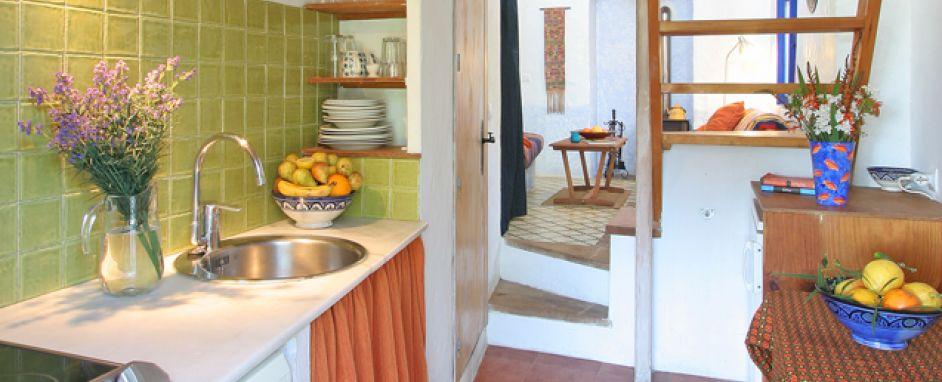 Cocina - Kitchen Estudio del Madroño