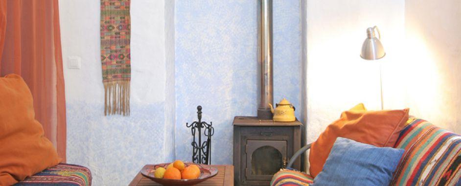 Salón - Living Room Estudio del Madroño