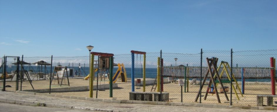 Area para Niños - Children´s play area