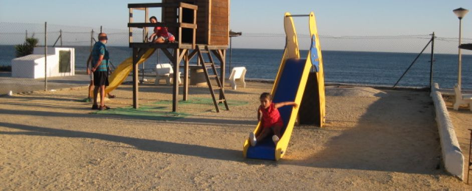 Area Niños - Children´s play area