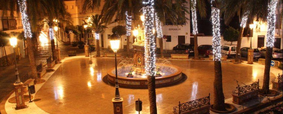 Plaza de España - Vejer de la Frontera