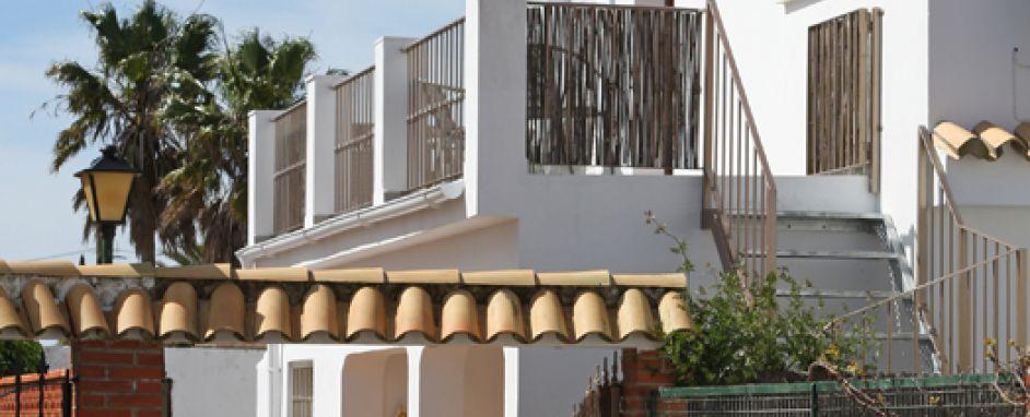 Entrada Casa Surf  y Casa Vela
