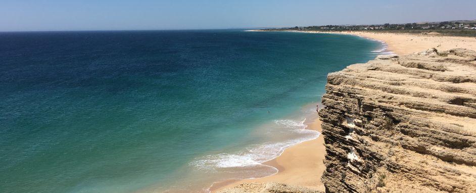 Playa Faro de Trafalgar
