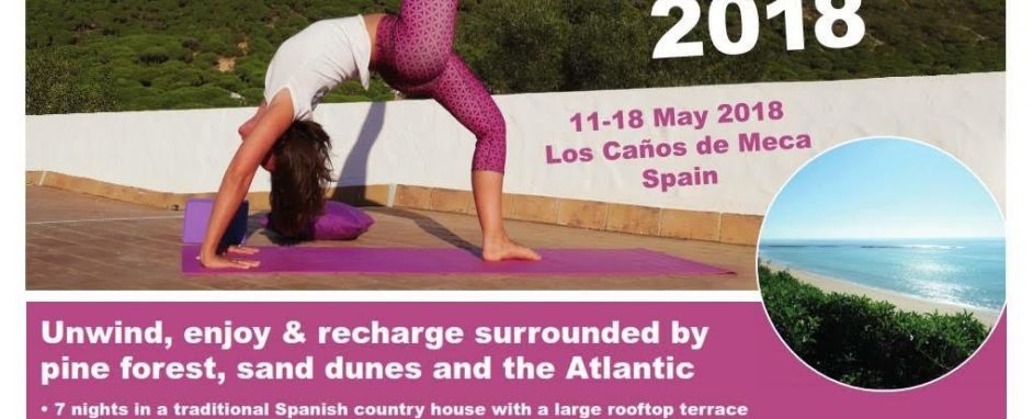 Yoga Retreat with Vicky 11-18 May